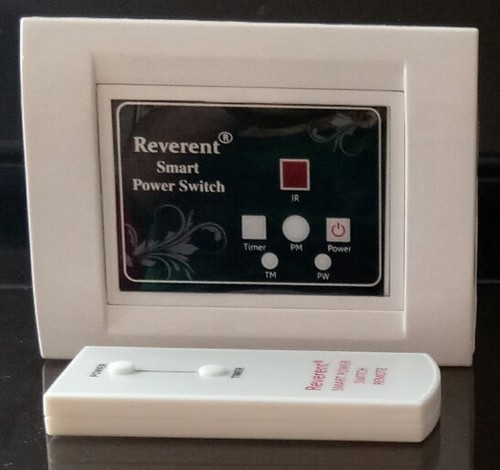 Remote Operated Air Conditioners Switching