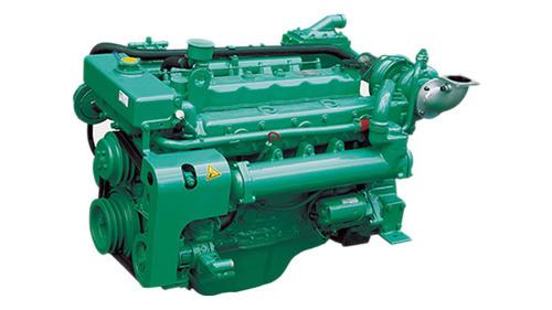 Marine engine doosan