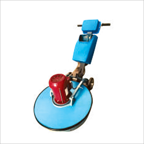 Disc Floor Scrubber