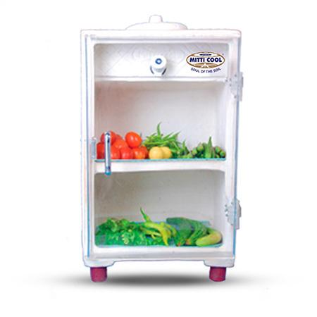 Mitticool Clay  Refrigerator (50 L)