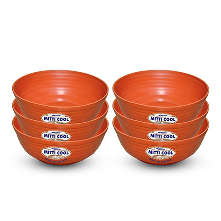 Clay Linear Bowl Set 200 ml
