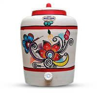 Clay Water Pot 18 Ltr