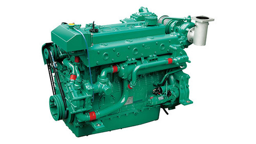 Marine engine doosan 235 hp