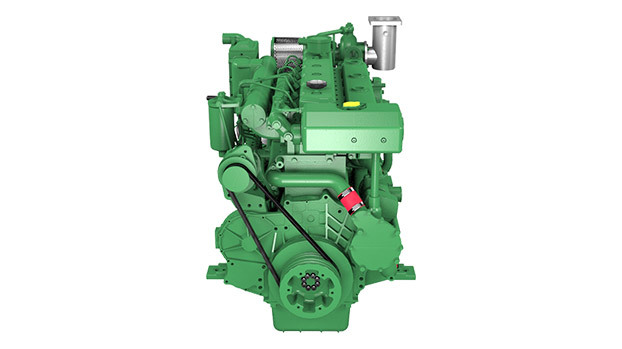 Marine engine doosan 235 hp