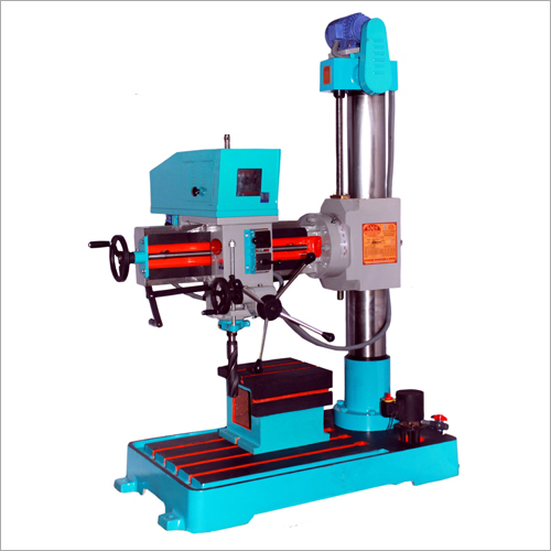 40 MM Radial Drill Machine