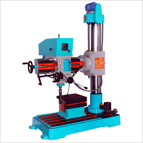40 MM Autofeed Radial Drill  Machine