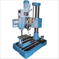 40 MM All Geared Autofeed Radial  Drill Machine