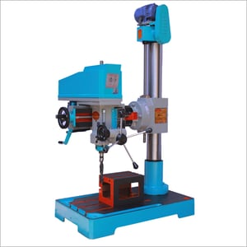 25 MM Radial Drill Machine
