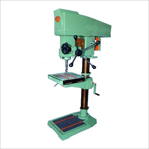 25 Mm Pillar Drill Machine