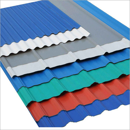 Colour Wall Steel Sheets