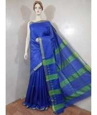 Cotton Silk Pallu Jacquard