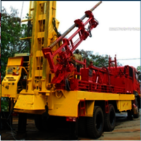 PDTHR 450 Truck Mounted Drilling Rig