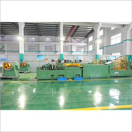 Transformer core laminations CRGO cutting line