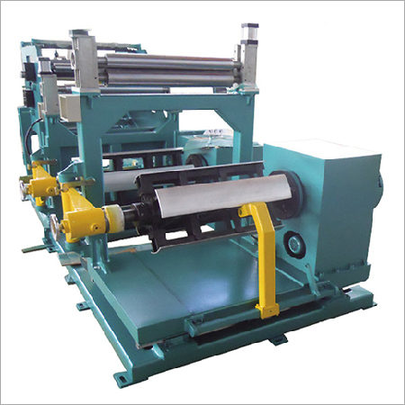 3d Foil Winding Machine