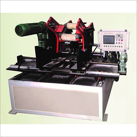 3d Roll Core Winding Machine