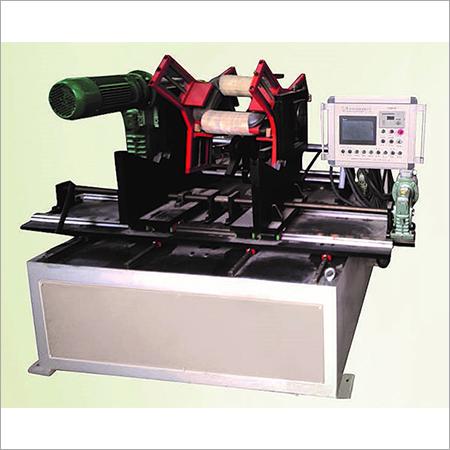 3d Roll Core Winding Machine
