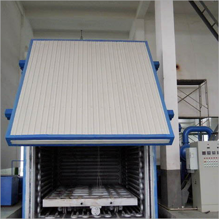 Kerosene vapor-phase drying equipment