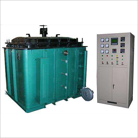 Silicon steel Vertical-load Vacuum Annealing Furnace
