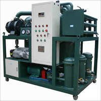 Transformer Vacuum Oil Purifier