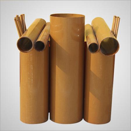 3520 phenolic paper tube - transformer insulation tube