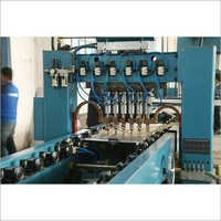 Transformer radiator panel machine