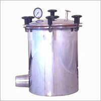 Single Drum Autoclave