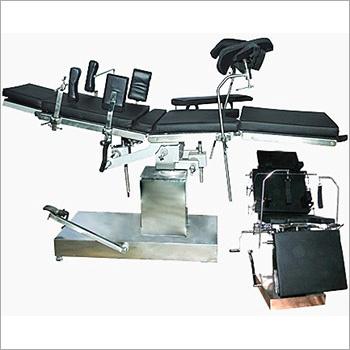 Side Control Hydraulic Operation Table