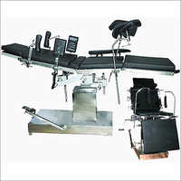 Side Control Hydraulic Operation Table