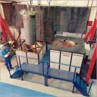 Pit Type Furnace Annealing