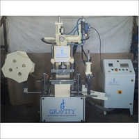 Fully Automatic Leather Embossing  Machine