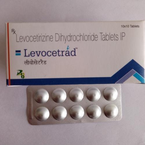Levocetirizine Hydrochloride Tablet