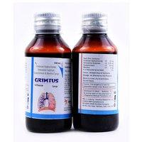 Ambroxol Terbutaline Menthol Guaiphenesin Syrup