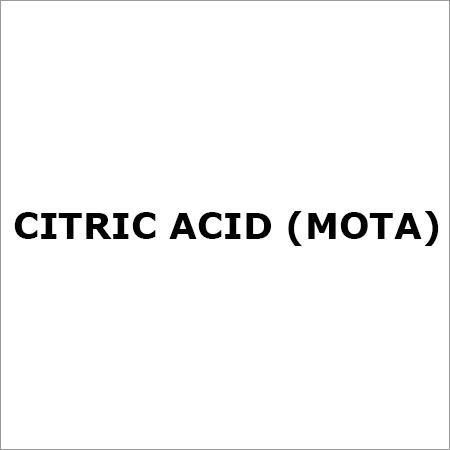 Citric Acid (Mota)