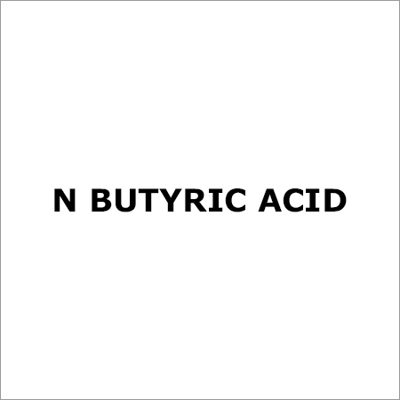 N Butyric Acid