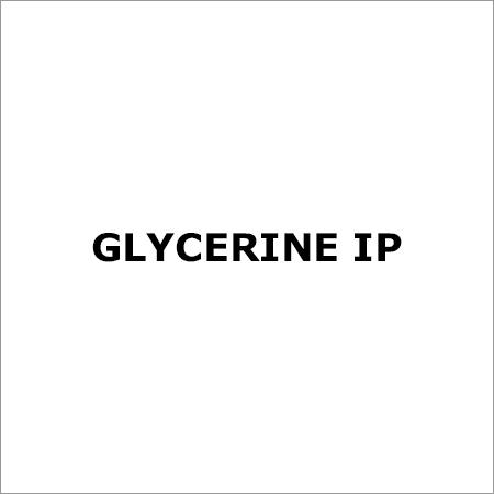 Glycerine IP