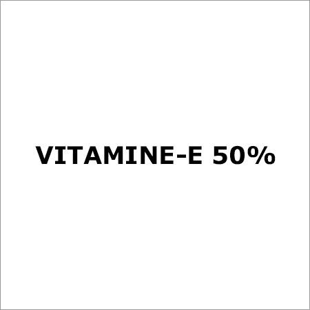 Vitamine-E 50%