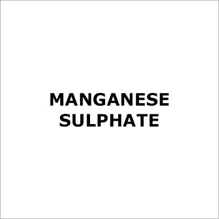 Manganese Sulphate