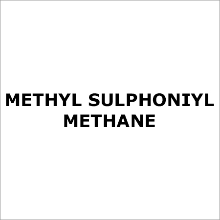 Methyl Sulphoniyl Methane