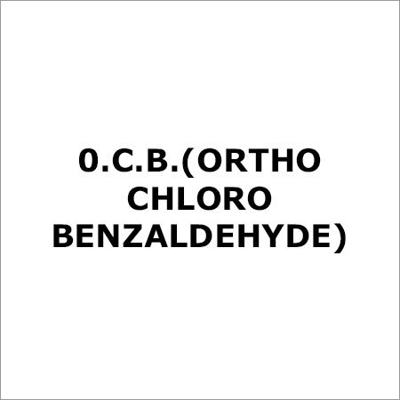 0.C.B. (Ortho Chloro Benzaldehyde)
