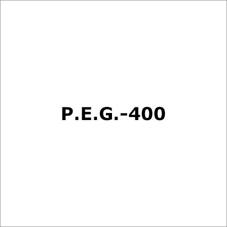 P.E.G.-400