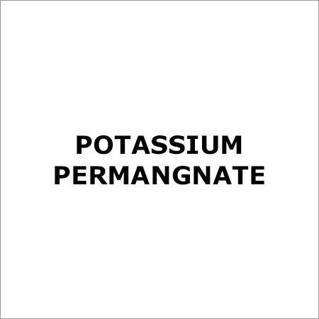 Potassium Permangnate