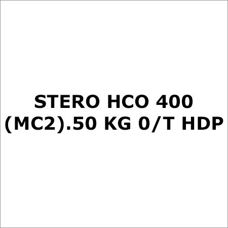 Stero HCO 400 (Mc2).50 Kg 0-T HDP
