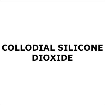 Collodial Silicone Dioxide