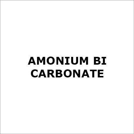 Amonium Bi Carbonate