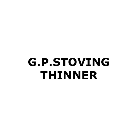 G.P. Stoving Thinner