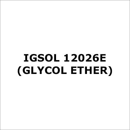 Igsol 12026E (Glycol Ether)