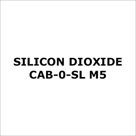 Silicon Dioxide Cab-0-Sl M5