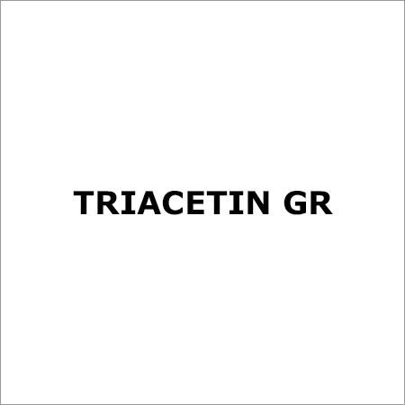 Triacetin GR