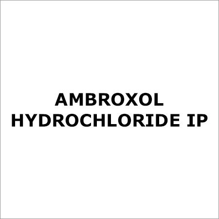 Ambroxol Hydrochloride IP