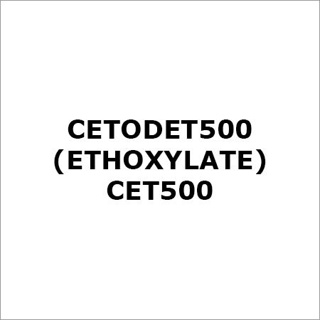 Cetodet500 (Ethoxylate) Cet500